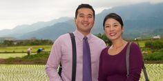 Se ofrecieron de buena gana para servir en Taiwan