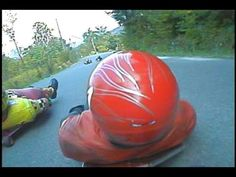 Rian james Hart 2004 World Cup Champion Ohio World Cup Fastest Qualifier Finished in Classic Luge in Street Luge Dangerous Sports, Luge, Shake, Ohio, Activities, Street, Videos, Inspiration, Design