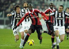 Juventus-Milan Coppa Italia pagelle: Bonucci-Barzagli, un muro