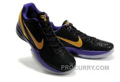 release date: 44279 f9c5f Nike Zoom Kobe Vi Mens Black Purple Gold, Price 84.00 - Stephen Curry  Shoes Under Armour Store Online