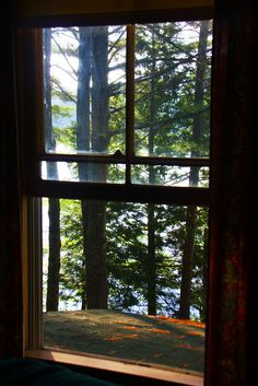 Windows and doors . The door - the border. Behind the door - another room, another space. Window View, Open Window, Ventana Windows, Portal, My Love Photo, Bonheur Simple, Lake Cabins, Mountain Cabins, Looking Out The Window