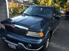Beautiful 2000 Lincoln Navigator with REMANUFACTURED 5.4 DOHC Engine 01 02 03, US $1,999.00, image 1