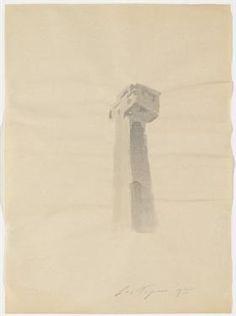 Yzer-Tower - Luc Tuymans