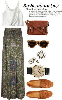 Perfect combination ! Hemp Eyewear Boho Style