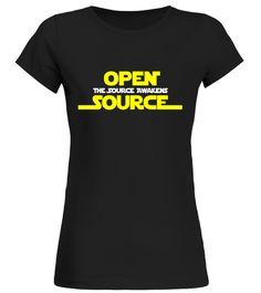 Open Source The Source Awakens T-shirt computer programming shirt,computer programming t shirt,