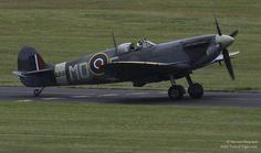 Farnborough Airshow 2012 - Spitfire