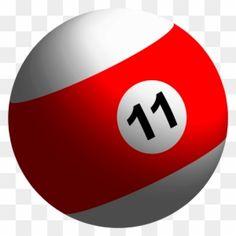 3 D Billiard Ball Tutorial Striped Balls In Pool Full Size Png Clipart Images Download Pool Ball Billiards Billiard Balls