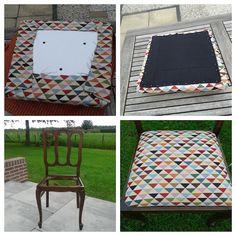 DIT stoel bekleden 2