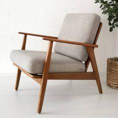 designretro on instagram flot laenestol i teak fra 1960 erne klassisk