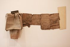 Robert Rauschenberg: Cardboards by VernissageTV Didier Didier, via Flickr