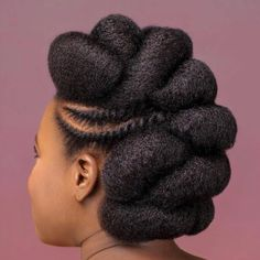 Natural Hair Chimnaza is part of Natural hair styles - Natural hair is an afro textured hair gift, given to Africans by their creator so if you ain't African sorry about that🤣😁 Each strand of hair type grows in a … Natural Hair Wedding, Natural Wedding Hairstyles, Natural Afro Hairstyles, Dreadlock Hairstyles, Updo Hairstyle, Wedding Updo, Hairstyle Ideas, Twist Hairstyles, African Hairstyles