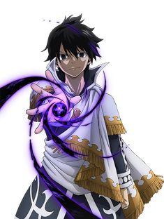 Zeref os the guy Natsu Fairy Tail, Anime Fairy Tail, Fairy Tail Art, Fairy Tail Guild, Fairy Tail Ships, Fairy Tales, Zeref Dragneel, Fairytail, Manga Combat