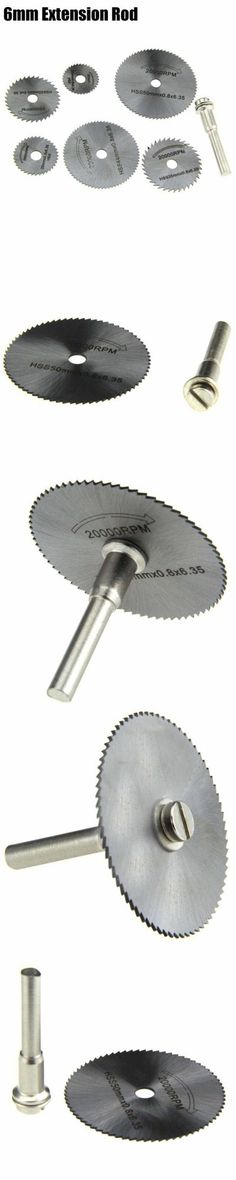 Hand Tools | 7PCS Circular Saw Blade Cutting Disk High Speed Steel Tool