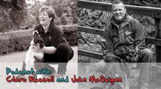 Clare and John run the highly appraised Positively Excellent Dog Training workshops in Scotland. Clare Russell is a student of Kay Laurence and one of Dog Training, Conversation, Student, Dogs, Movie Posters, Dog Training School, Pet Dogs, Film Poster, Doggies