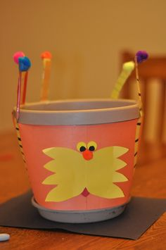In support of Universal Pictures' Dr. Seuss' The Lorax  movie, we are participating in a blog tour of wonderful crafts and activities inspir...