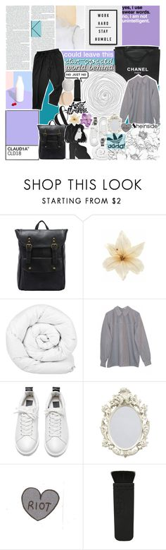 """""""keeping us instead of kicking us back"""" by kristen-gregory-sexy-sports-babe ❤ liked on Polyvore featuring Chanel, Clips, Brinkhaus, Clé de Peau Beauté, living room and melsunicorns"""