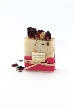 Soap soap soap soap.....Beautiful hand made rose and geranium soap