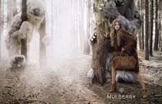 Mulberry AW12 Campaign