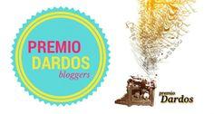 Meus Terceiro Prêmio Dardos Bloggers! Ganhei da Linda e Amada Vacieni Araujo