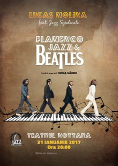 Beatles Flamenco Jazz Jazz, Rock Cafe, Hard Rock, Nour, The Beatles, Album, Concert, Movies, Movie Posters