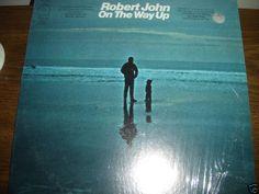 ROBERT JOHN ON THE WAY UP RECORD NM