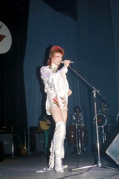 David Bowie: Ziggy Stardust at the Manchester Free Trade Hall June 7 1973