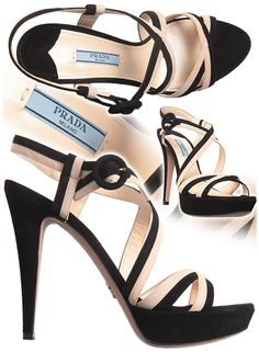 Spring - Summer 2012  Suede Leather   Heel 13 cm (5 1/8 inches)