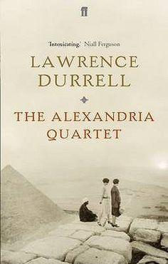 The Alexandria Quartet (Alexandria Quartet #1-4)  by Lawrence Durrell