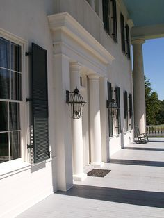 Greenwood Plantation House Louisiana built in 1830  in Greek Revival style architecture 2009 P5192095 by mrchriscornwell, via Flickr