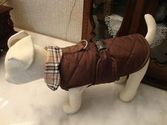 Dog clothes Made to Measure clothing for pets winter pet by fifime, $39.00