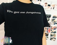 BTS Jungshook T-Shirt by MXLoutfitters on Etsy