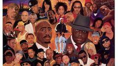 Une mixtape compiles les grands samples de l'histoire du Hip Hop US