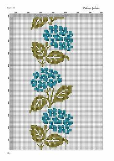 Cross Stitch Heart, Cross Stitch Borders, Cross Stitch Designs, Cross Stitch Patterns, Bordados E Cia, Diy And Crafts, Embroidery, Crochet, Creative