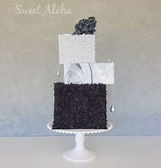 50 cakes of grey - element's by Sweet Aloha