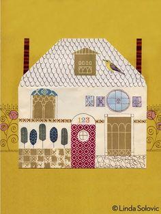 print & pattern: NEW WORK - linda solovic