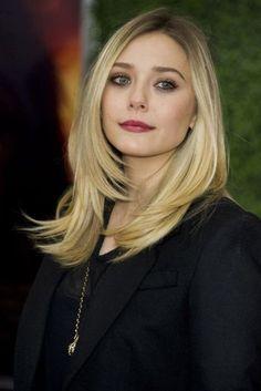 Elizabeth Olsen - Amazing hair