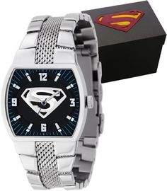 Superman fossil might be for a man but i would totally rock this superman watch freerunsca Choice Image