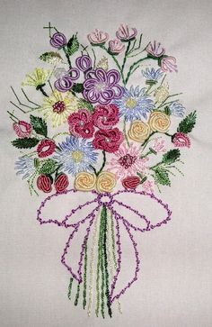 embroidery designs | Brazilian Embroidery