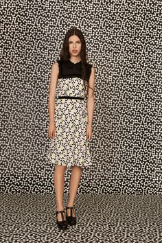 Orla Kiely lookbook shoot for our Resort 16 collection, photography by Nicole Nodland