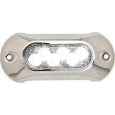 Attwood Light Armor Underwater LED Light - 6 LEDs - White