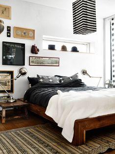 15 уютных спален – Вдохновение