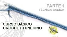 Lanas y ovillos - YouTube Crochet Cocoon, Chunky Crochet, Tunisian Crochet, Crochet Stitches, Crochet Hooks, Knit Crochet, Afghan Stitch, Stitch Patterns, Crochet Patterns