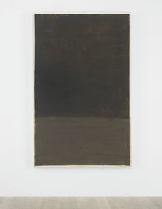 MARK ROTHKO 1903 - 1970 UNTITLED acrylic on paper laid on canvas, 76 x 48 in. Executed in 1969.