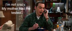 """There is a medical difference between """"crazy"""" and """"quirky."""" 
