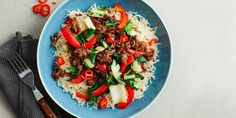 Kung Pao Chicken, Asian Recipes, Ethnic Recipes, Recipe Inspiration, Main Courses, Chinese, Pasta, Dining, Dinner
