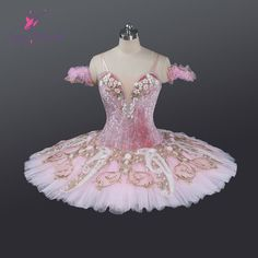 2016 Pink professional ballet dance tutu for adult solo dance pancake tutu dress ballerina costume girls classical tutus BL-1236