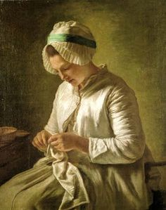 Two Nerdy History Girls share historical knitting patterns: links in text to actual patterns