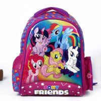 My Little Pony Schoolbag Girls Backpack //Price: $34.50 & FREE Shipping // #bag #bagsdesigns