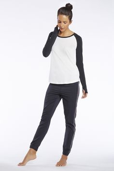 I love how versatile their outfits are. I can wear this anytime!! Awesome quality! http://www.fabletics.com/invite/47208605/