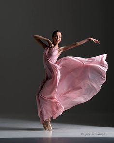 Violetta Zhirova, Vaganova Ballet Academy - Photographer Gene Schiavone ♥ Wonderful! www.thewonderfulworldofdance.com #ballet #dance